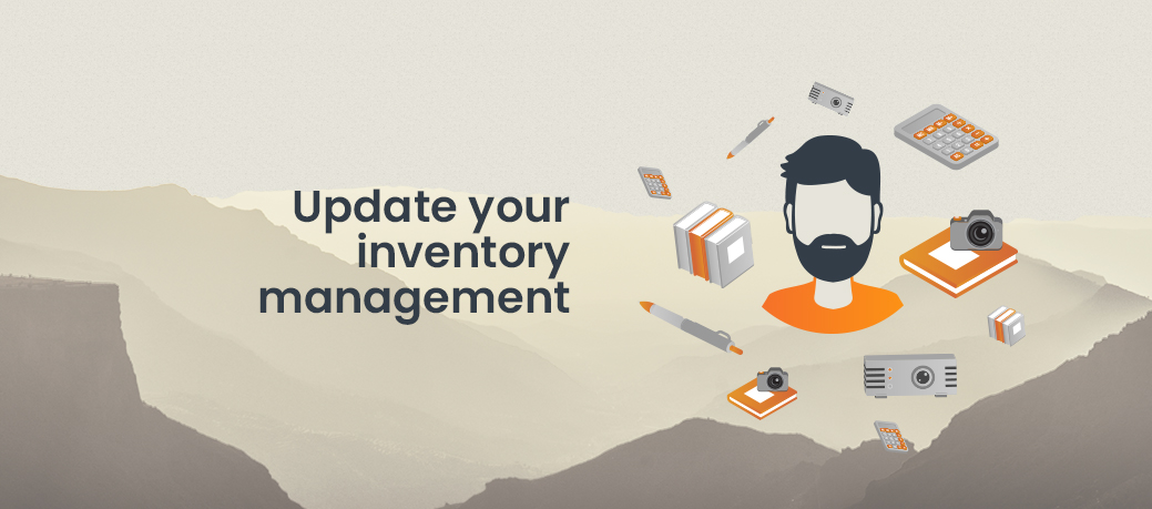 Update you inventory management