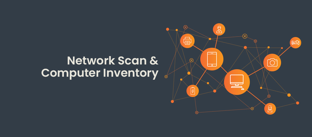 IT Inventory network scanning