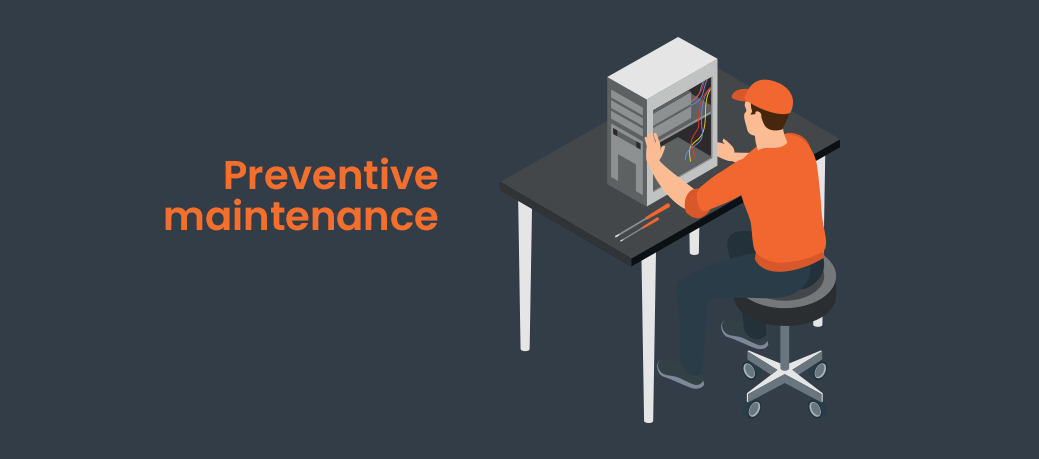 Preventive Maintenance Equipment Management