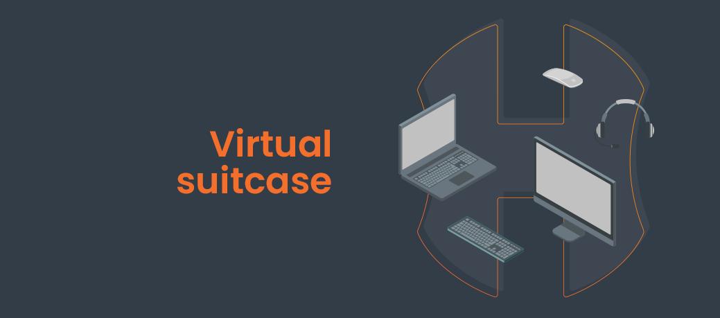 Valise virtuelle d'équipement IT