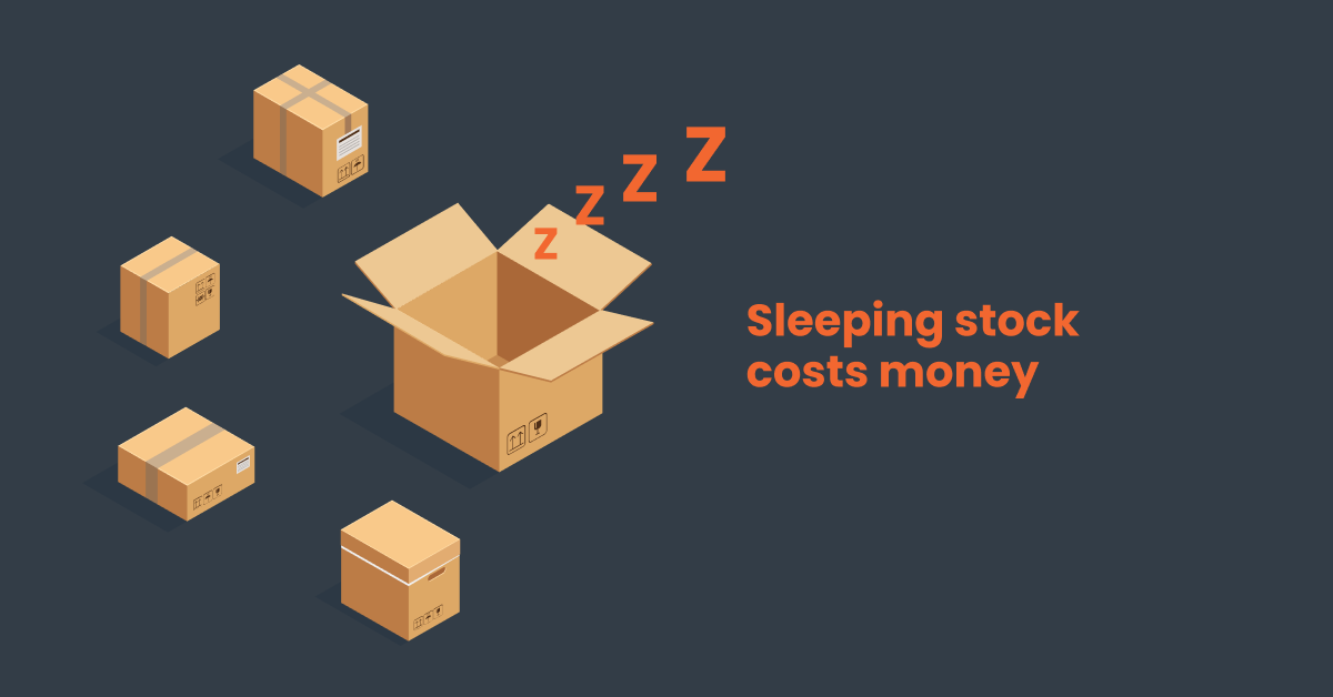 Costs of sleeping stock issue