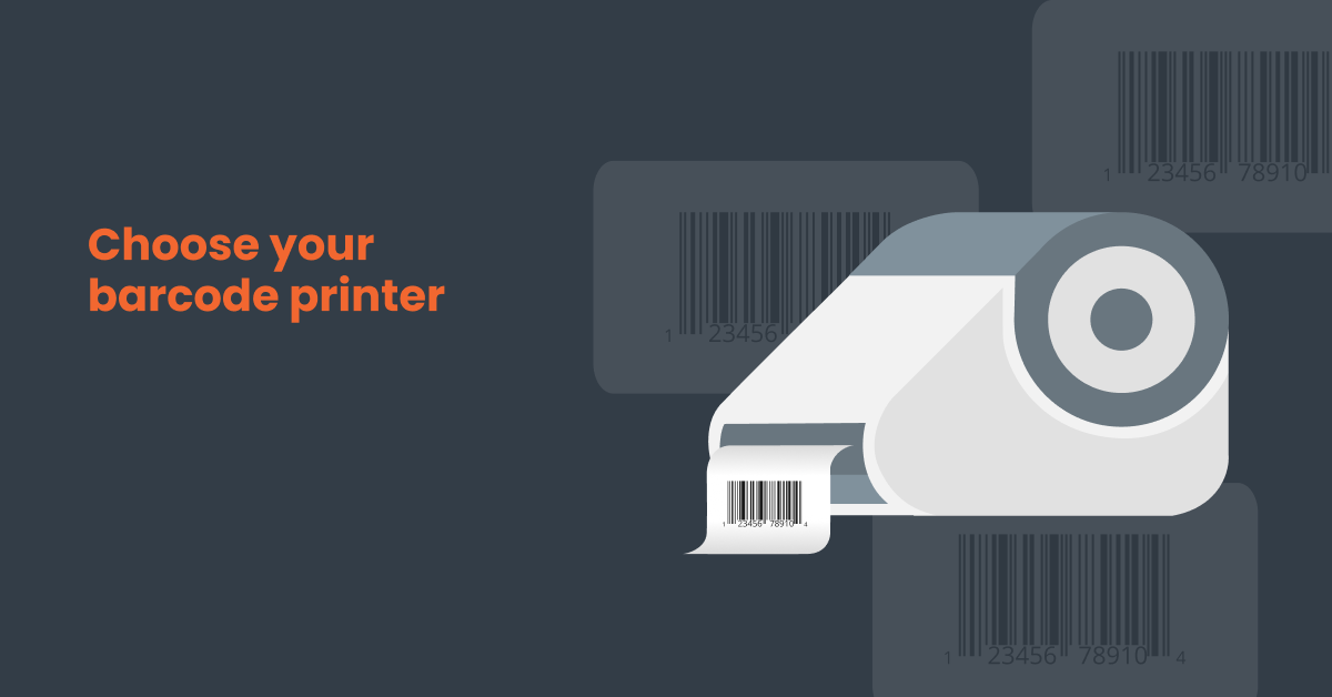 choose a barcode printer