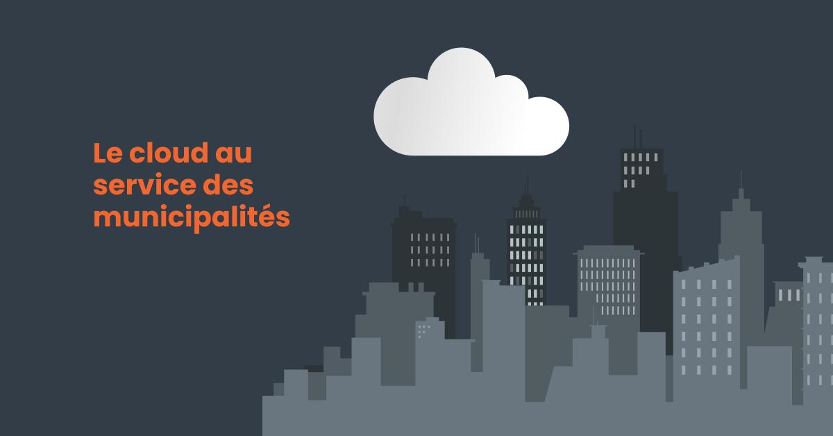 Le cloud au service des municipalités